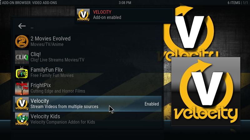 velocity (22)