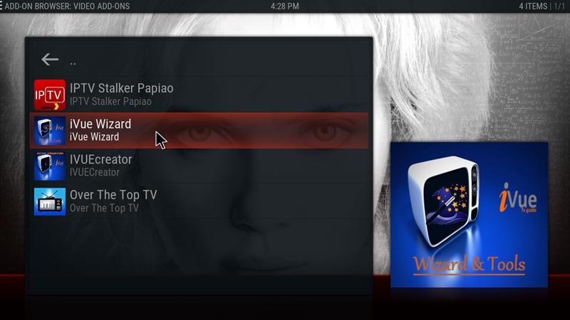 iVue TV Guide update v3 0 7 – Greekodi