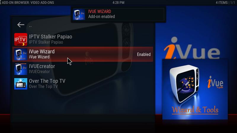 ivue tv guide 20