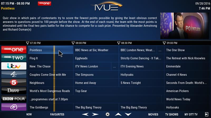 ivue tv guide 35