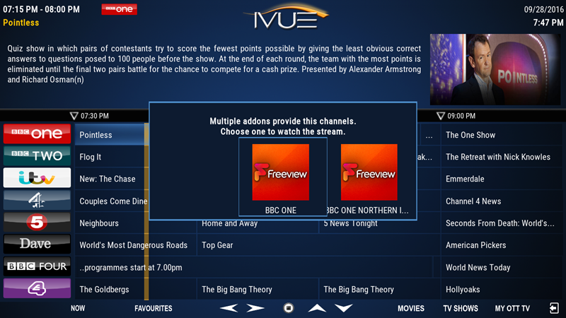 ivue tv guide 36