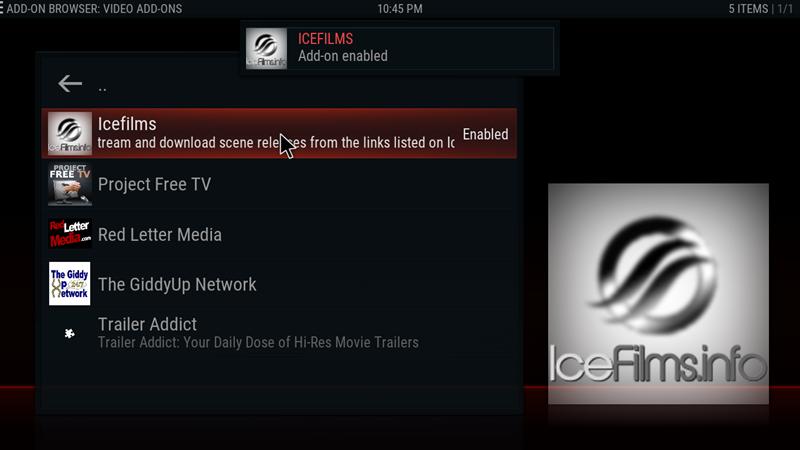 kodi icefilms 22