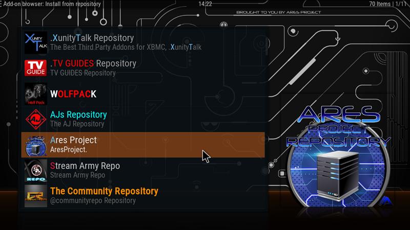 fusion kodi ne fonctionne plus
