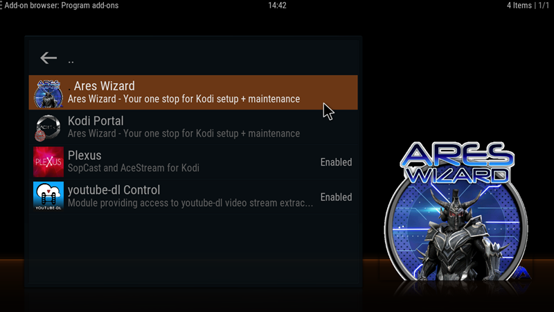 Ares wizard apk file | KODI 18 Install on Firestick + Ares Wizard