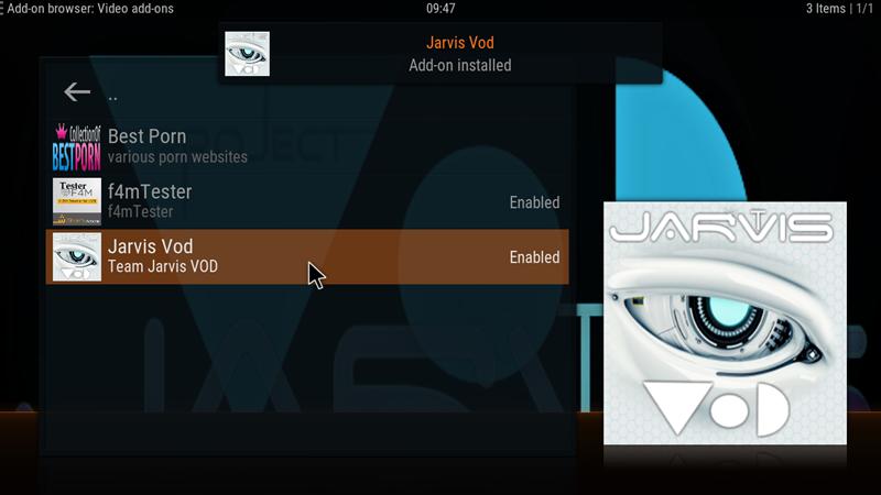 Jarvis VoD v2 2 6 – Greekodi